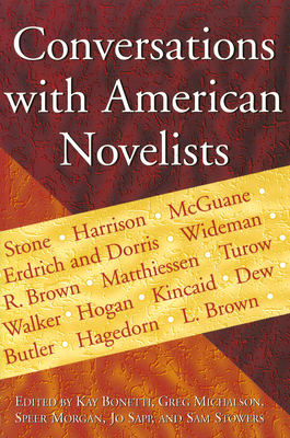 Conversations with American Novelists Conversations with American Novelists Conversations with American Novelists Cover