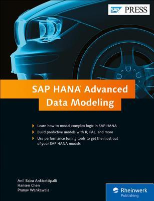 SAP Hana Advanced Data Modeling Cover Image