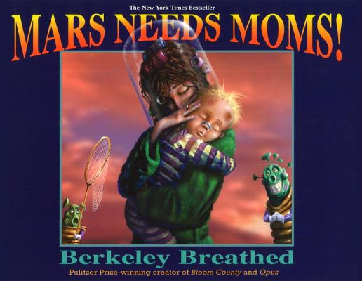 Mars Needs Moms! Cover