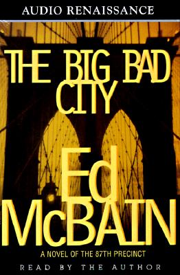 The Big Bad City Cover