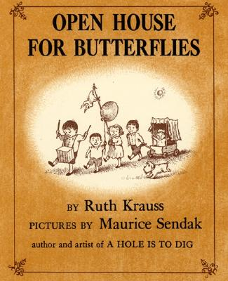 Open House for Butterflies Cover Image