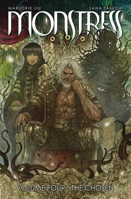Monstress Volume 4 Cover Image
