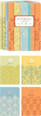 Four Seasons Pocket Pads Cover
