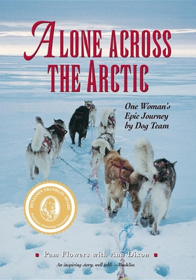 Alone Across The Arctic Cover