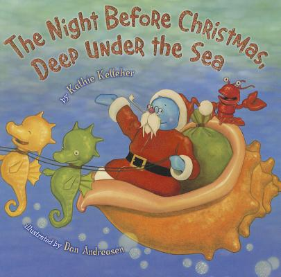 The Night Before Christmas, Deep Under the Sea Cover Image