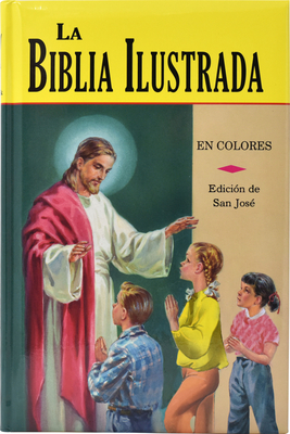 La Biblia Ilustrada: La Historia Sagrada en Laminas Cover Image