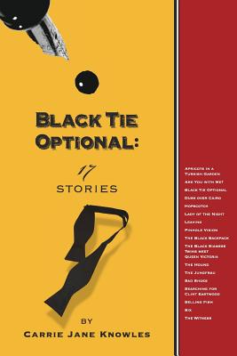 Black Tie Optional: 17 Stories Cover Image