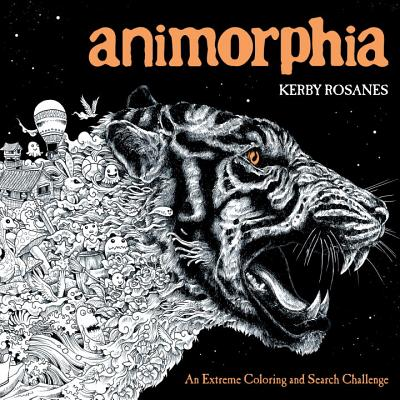 Animorphia: An Extreme Coloring and Search Challenge Cover Image