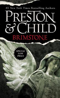 Cover for Brimstone (Agent Pendergast Series #5)