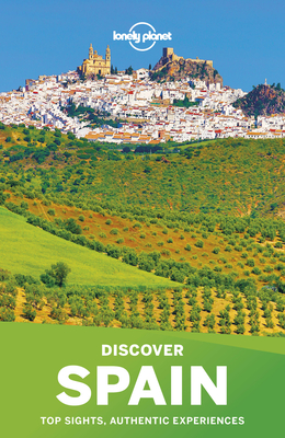 Lonely Planet Discover Spain 6 (Discover Country) Cover Image