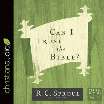 Can I Trust the Bible? Lib/E Cover Image