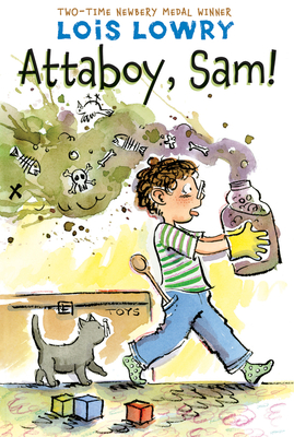 Attaboy, Sam! Cover