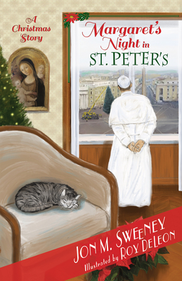 Margaret's Night in St. Peter's (A Christmas Story) (The Pope's Cat) Cover Image
