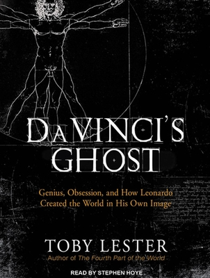 Da Vinci's Ghost Cover