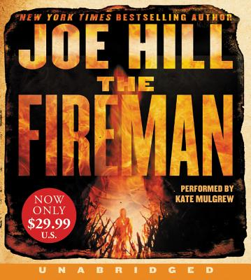 The Fireman Low Price CD: A Novel Cover Image