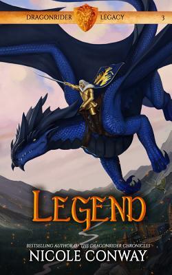 Legend (Dragonrider Legacy) Cover Image