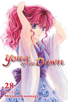 Yona of the Dawn, Vol. 28 Cover Image