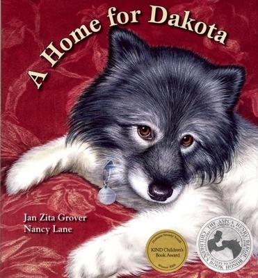 Cover for A Home for Dakota