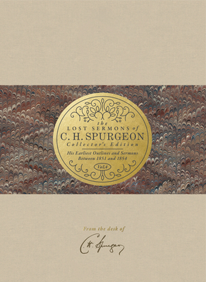 Cover for The Lost Sermons of C. H. Spurgeon Volume IV — Collector's Edition