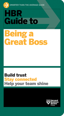 HBR Guide to Being a Great Boss Cover Image