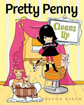 Pretty Penny Cleans Up Cover