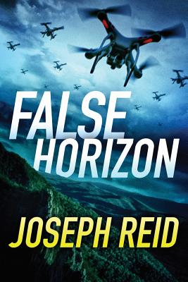 Cover for False Horizon (Seth Walker #2)