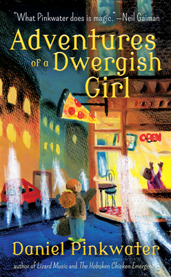 Adventures of a Dwergish Girl Cover Image
