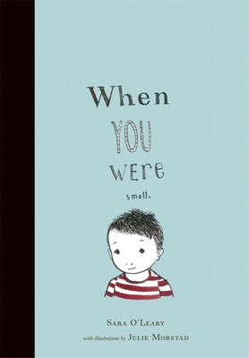 Cover for When You Were Small