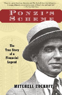 Ponzi's Scheme: The True Story of a Financial Legend Cover Image