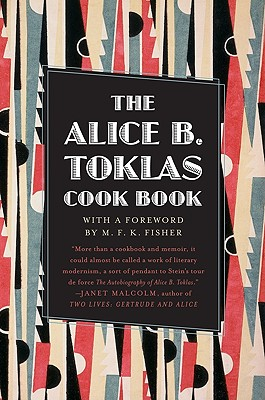 The Alice B. Toklas Cook Book Cover Image