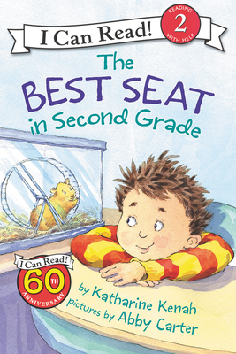 The Best Seat in Second Grade (I Can Read Level 2) Cover Image