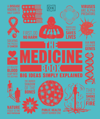 The Medicine Book (Big Ideas) Cover Image