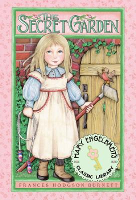 The Secret Garden [With Necklace] Cover Image