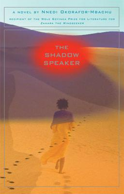 The Shadow Speaker Cover