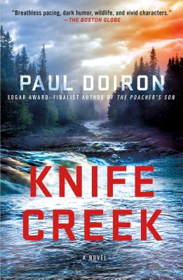Knife Creek: A Mike Bowditch Mystery (Mike Bowditch Mysteries #8) Cover Image