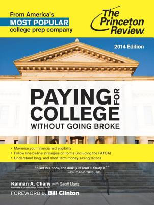 Paying for College Without Going Broke Cover