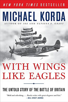 Cover for With Wings Like Eagles