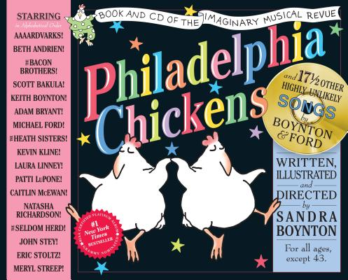 Philadelphia Chickens [With CD] Cover