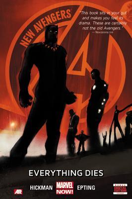 New Avengers - Volume 1 Cover
