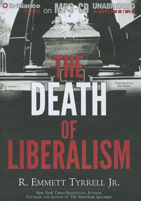 The Death of Liberalism Cover