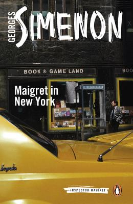 Maigret in New York (Inspector Maigret #27) Cover Image