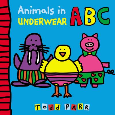 Animals in Underwear ABC Cover