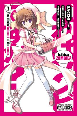 Is This a Zombie?, Volume 1 Cover