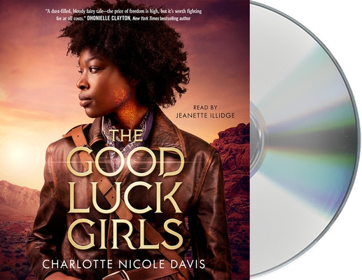 The Good Luck Girls Cover Image