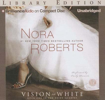 Vision in White (Bride Quartet (Audio) #1) Cover Image