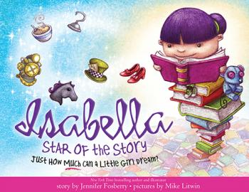 Isabella, Star of the Story Cover Image