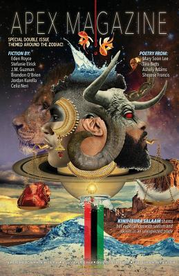 Apex Magazine August 2018 Cover Image