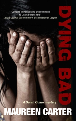 Dying Bad Cover