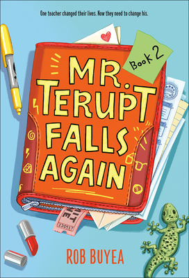 Mr. Terupt Falls Again cover