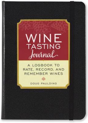 Journal Wine Tasting Cover Image